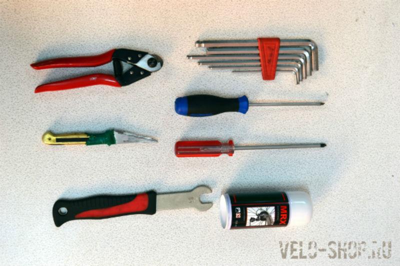 Инструменты для велосипеда