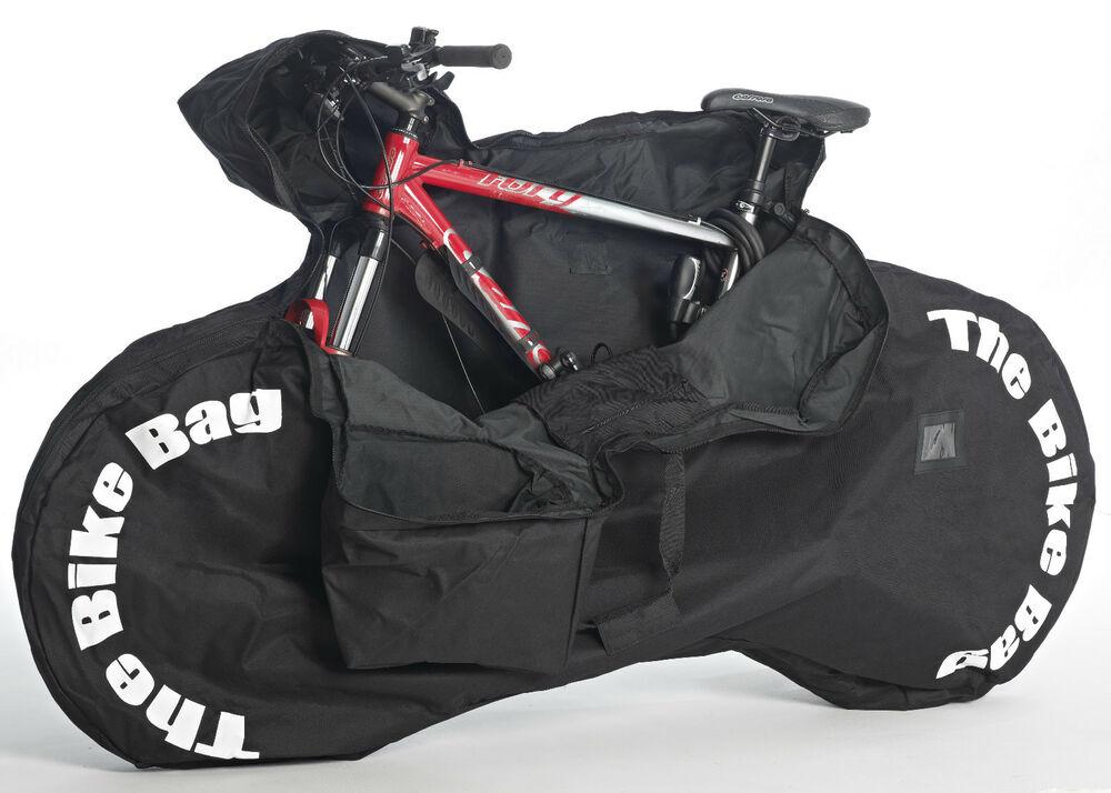 Какой выбрать чехол для велосипеда