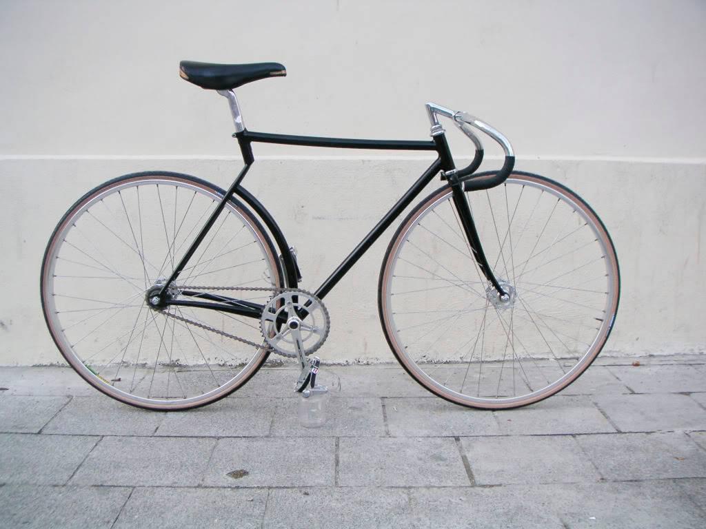 Что такое велосипеды fixed gear и в чем их прелесть