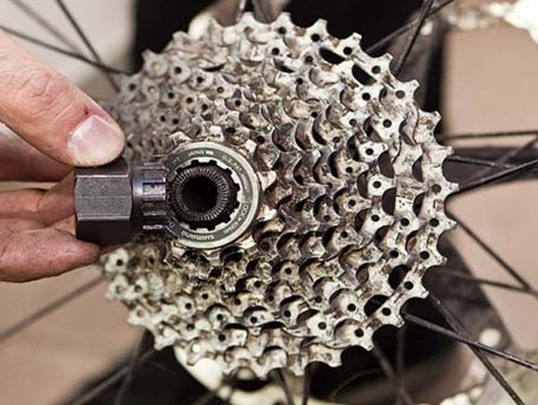 Выбор кассеты на велосипед