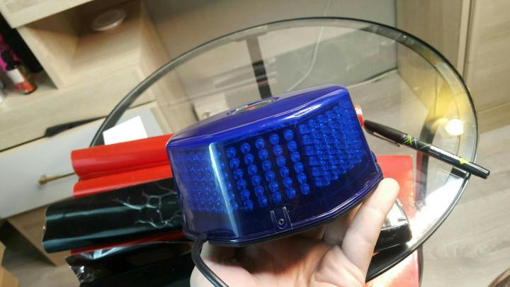 Задний светодиодный фонарь для велосипеда или как сделать велосипедные стопы своими руками
