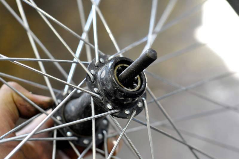 Ремонт велосипеда. как правильно устранить прокруты на велосипеде