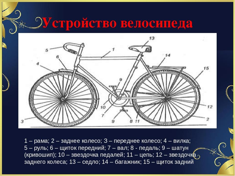 Устройство горного велосипеда: новичкам на заметку