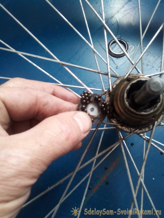 Как разобрать и собрать колесо велосипеда | ремонт и уход | veloprofy.com