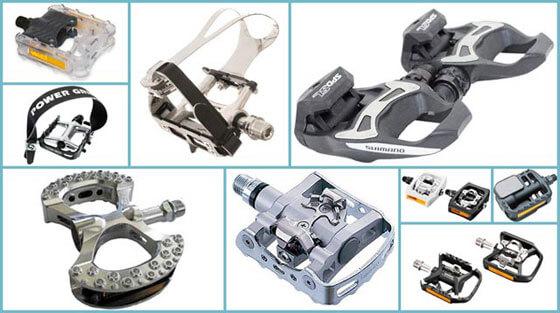 Какие педали для велосипеда лучше?   выбор велосипеда   veloprofy.com