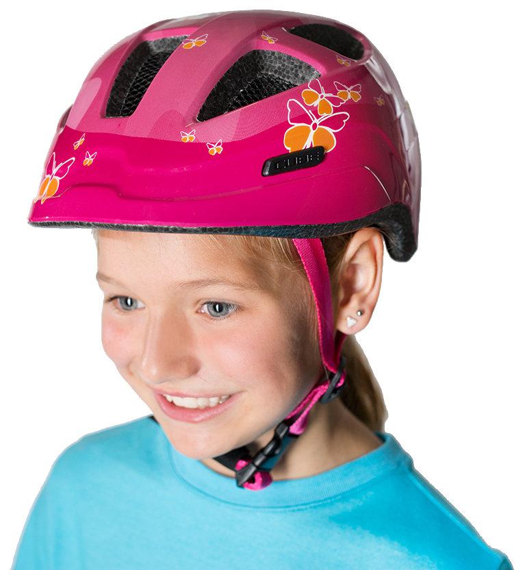 Детские шлемы для велосипеда