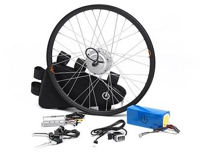 Какой электронаборы для велосипедов лучше выбрать