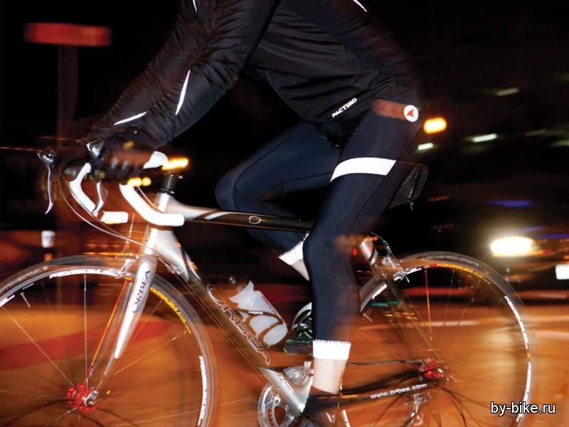 Светоотражатели на велосипед