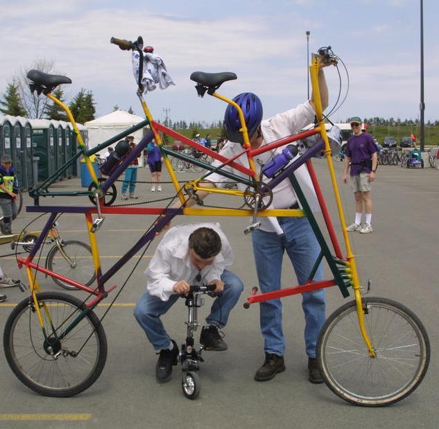 Самый легкий велосипед в мире (горный, для мужчин)
