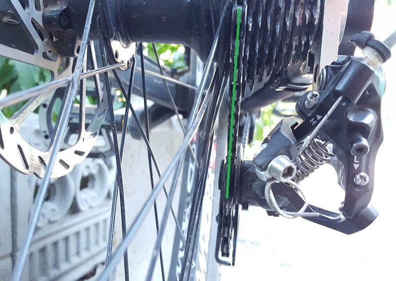 Регулировка заднего переключателя shimano на горном велосипеде