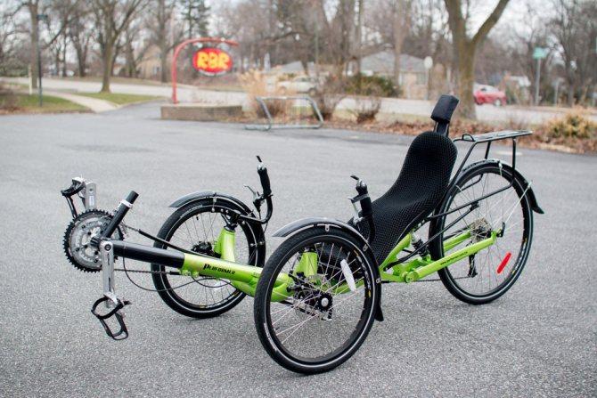 Как подобрать взрослый грузовой трехколесный велосипед