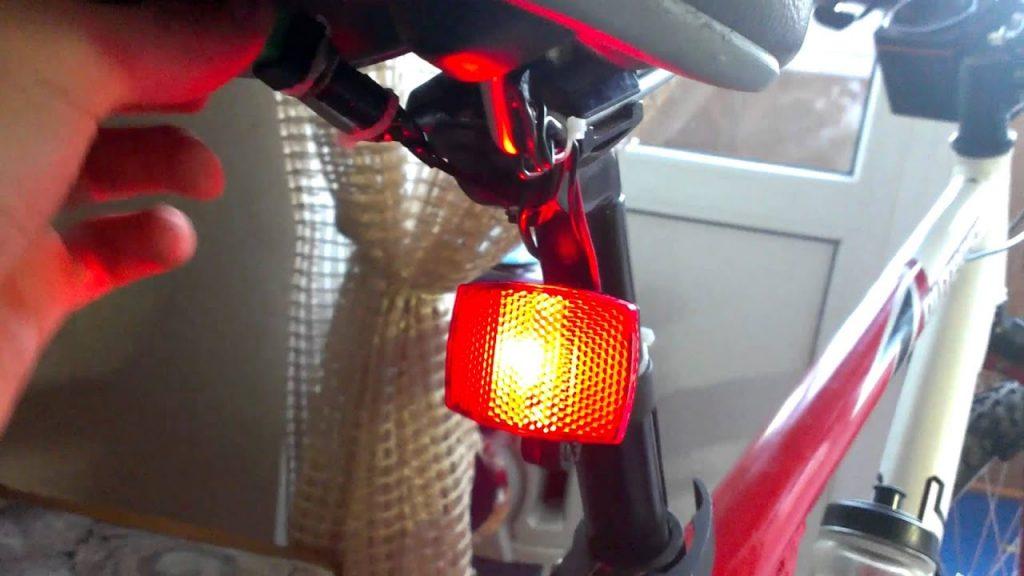 Стоп сигнал для велосипеда: как сделать диодные стоп сигналы - все о велосипедах