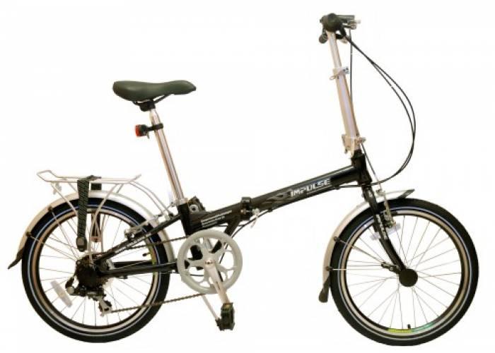 Складные велосипеды для взрослых