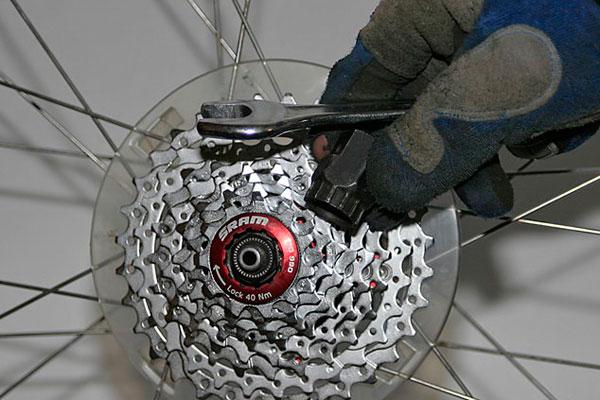 Выбор и ремонт кассеты велосипеда
