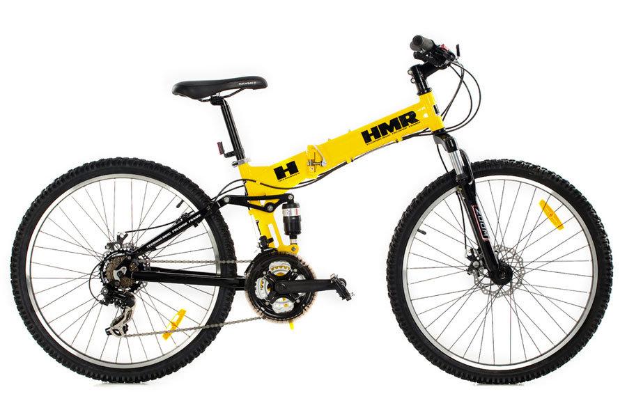 Сколько стоит велосипед hummer