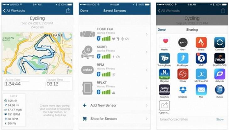 Приложения андроид для велосипедистов для онлайн-журнала тренировки