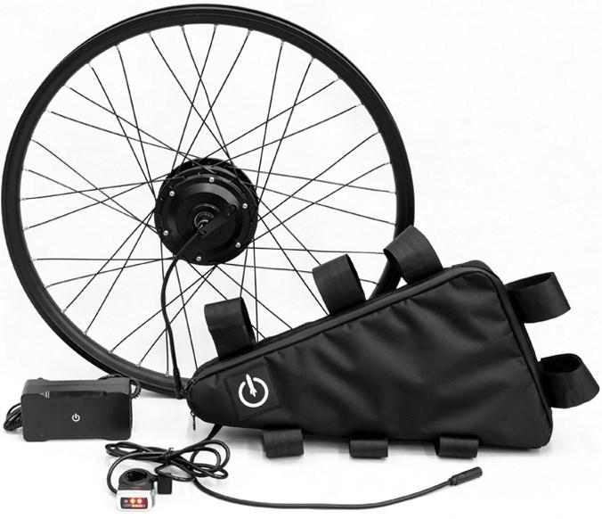 Набор для переделки велосипеда в электровелосипед