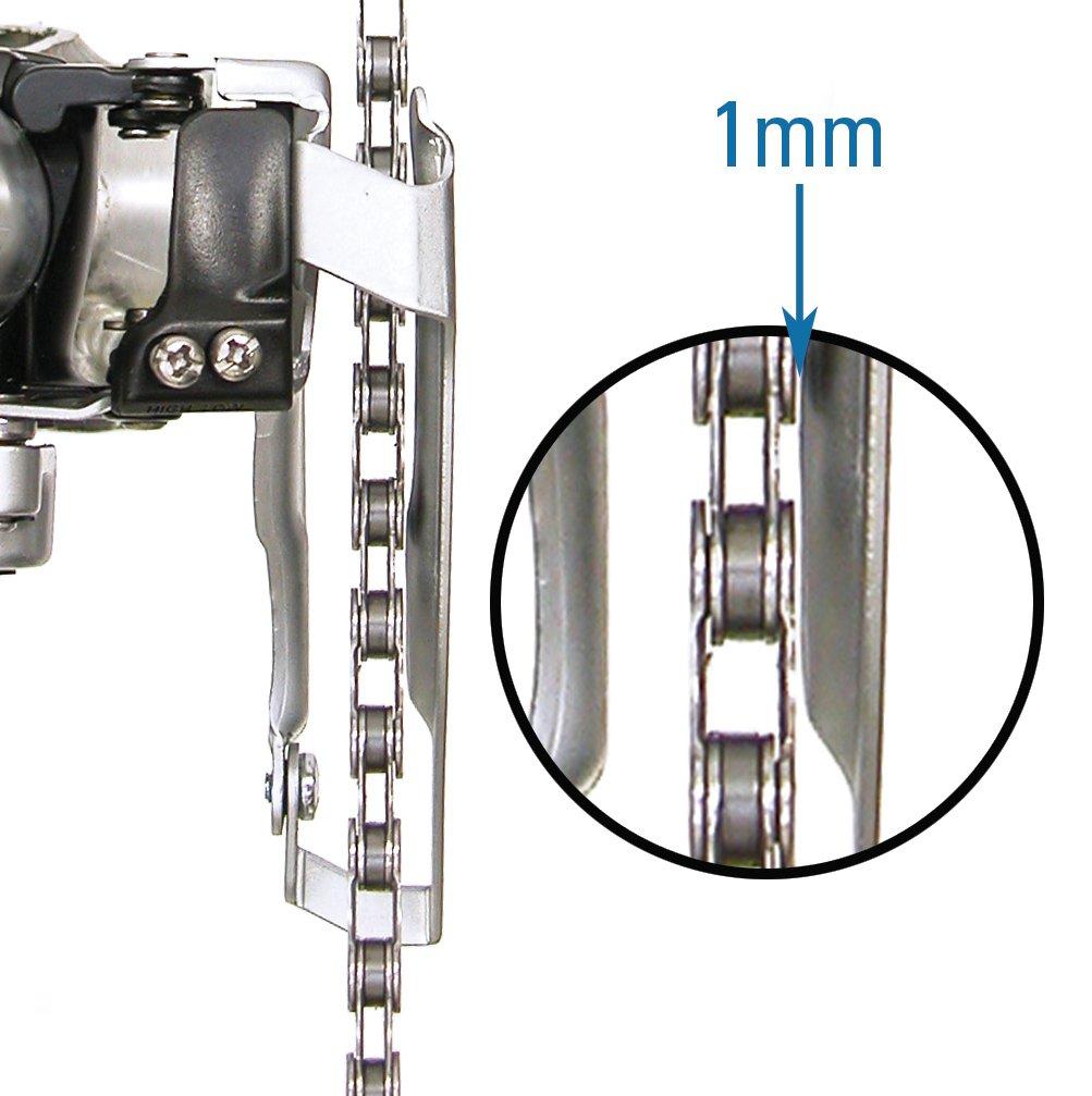 Как установить и настроить передний переключатель скоростей на велосипеде