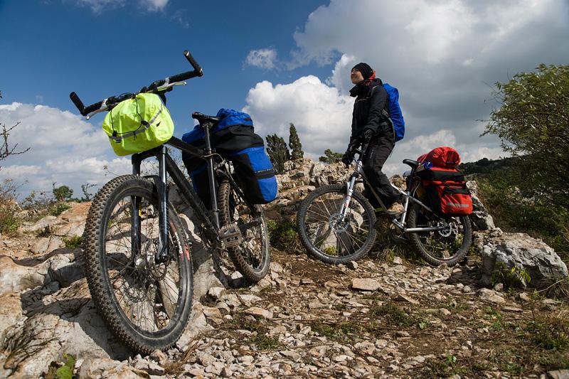 Велотуризм? запросто! подготовка к походу