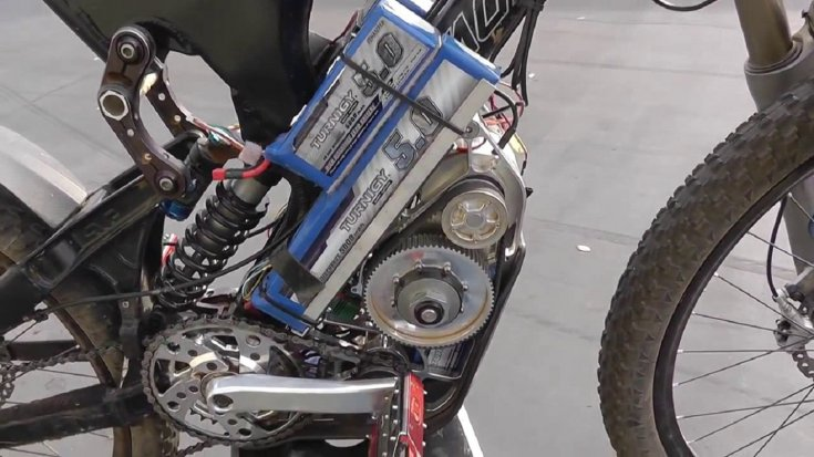 Сборка электровелосипеда • electropowerbikes