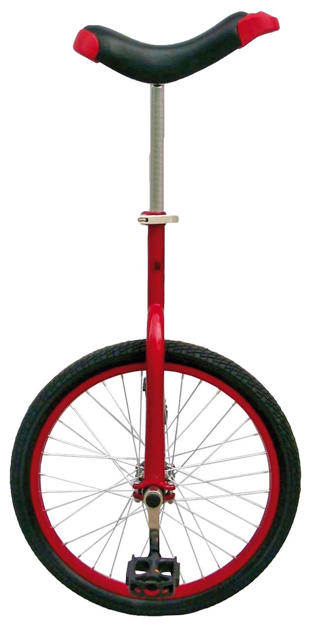 Одноколесные велосипеды — унициклы и моноциклы