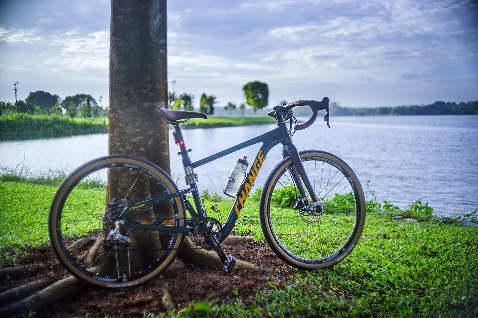 Велосипед гравийный ns bikes rag+ gravel 2018