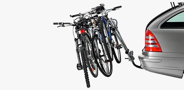 Как выбрать велобагажник для автомобиля