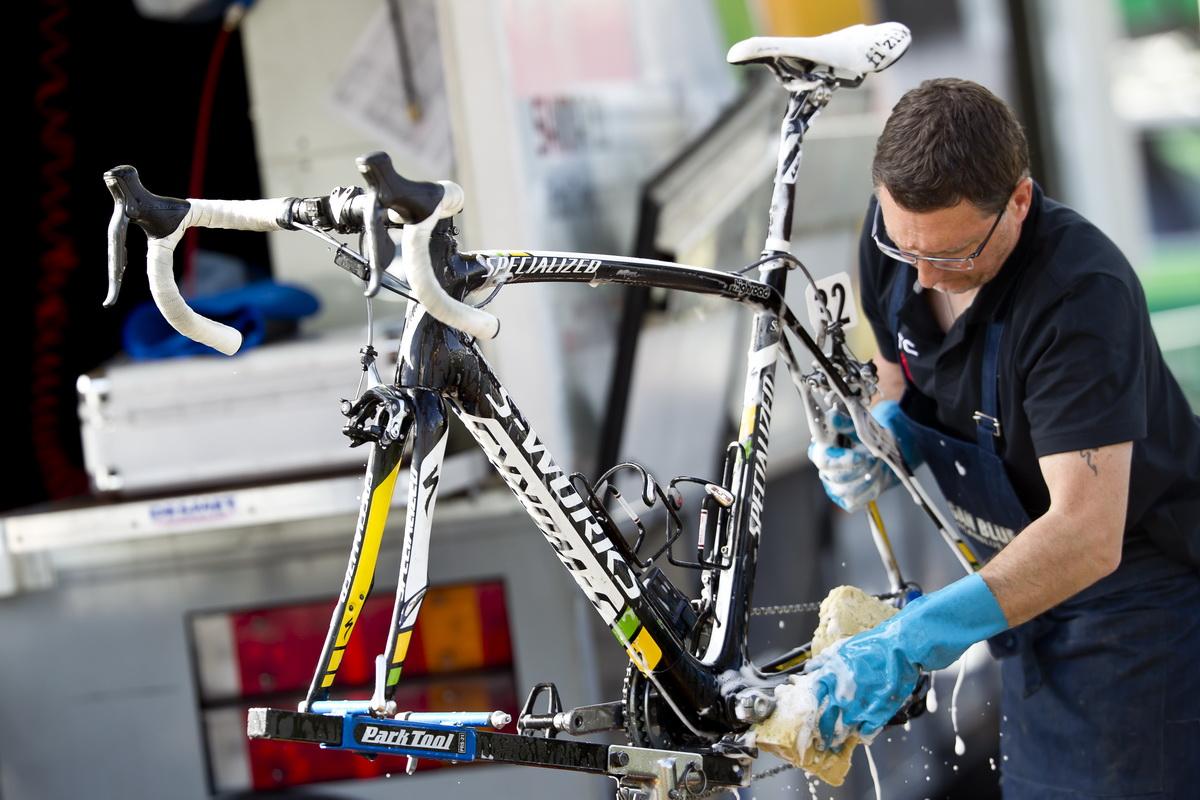 Как правильно выполнять техобслуживание велосипеда своими руками