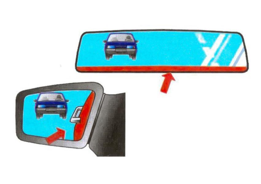 Как правильно настроить боковые зеркала в автомобиле: инструкция