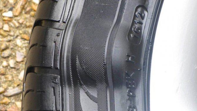 Грыжа на колесе - откуда и как отражается на безопасности движения?