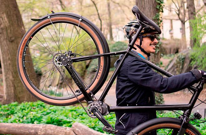 Неутомимая фантазия изобретателей велосипеда