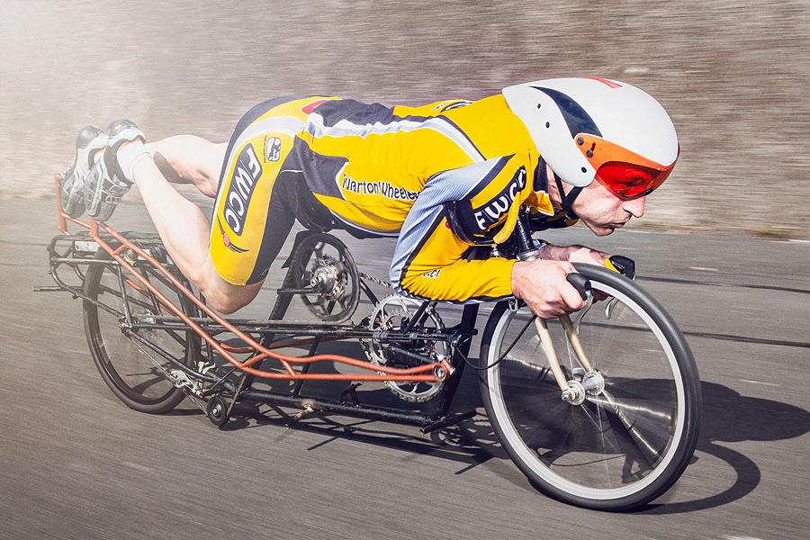 Максимальная скорость велосипедиста, рекорд скорости на велосипеде