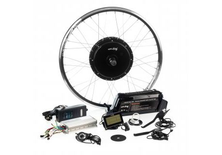 Электронаборы для переоборудования велосипедов