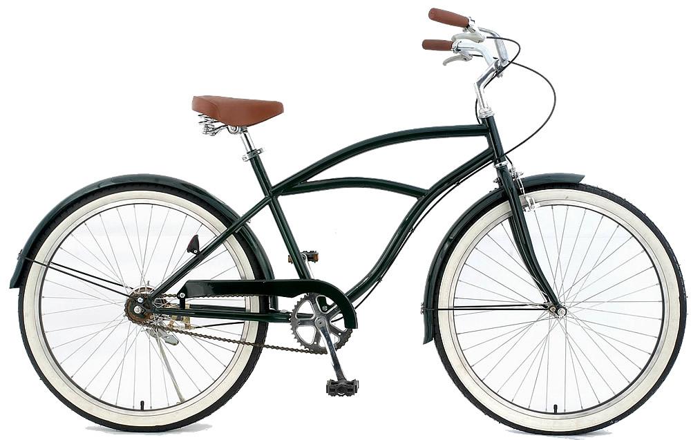 Велосипед круизер: описание и выбор