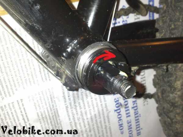 Как выбрать ключ для каретки велосипеда и как снять деталь?