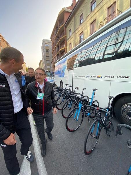 Эрнесто кольнаго и его велосипеды