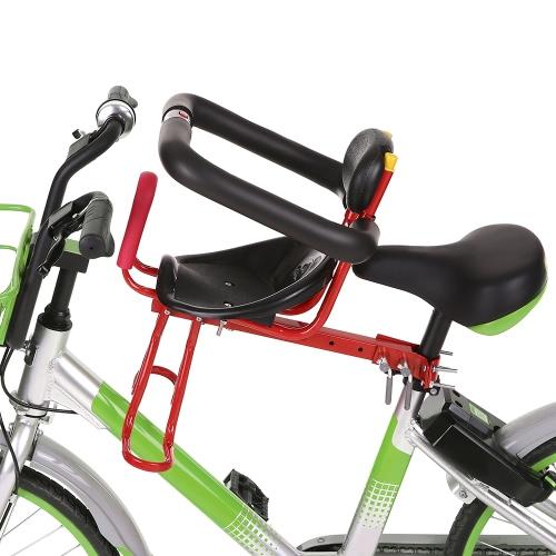 Кресла для детей на велосипед на раму и на багажник: как выбрать и установить