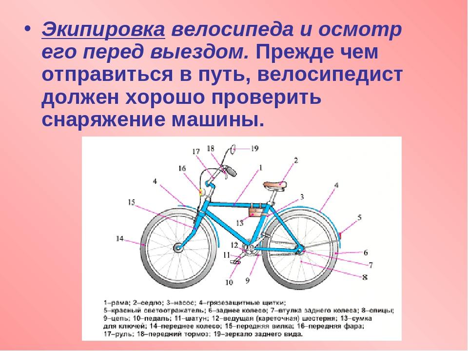 Чек-лист. что проверить при покупке б/у велосипеда – everyvelo — всем кататься!
