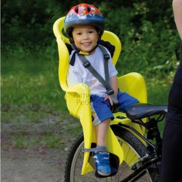 Рейтинг детских кресел для велосипеда на раму спереди: топ 7 по цене, качеству и отзывам владельцев