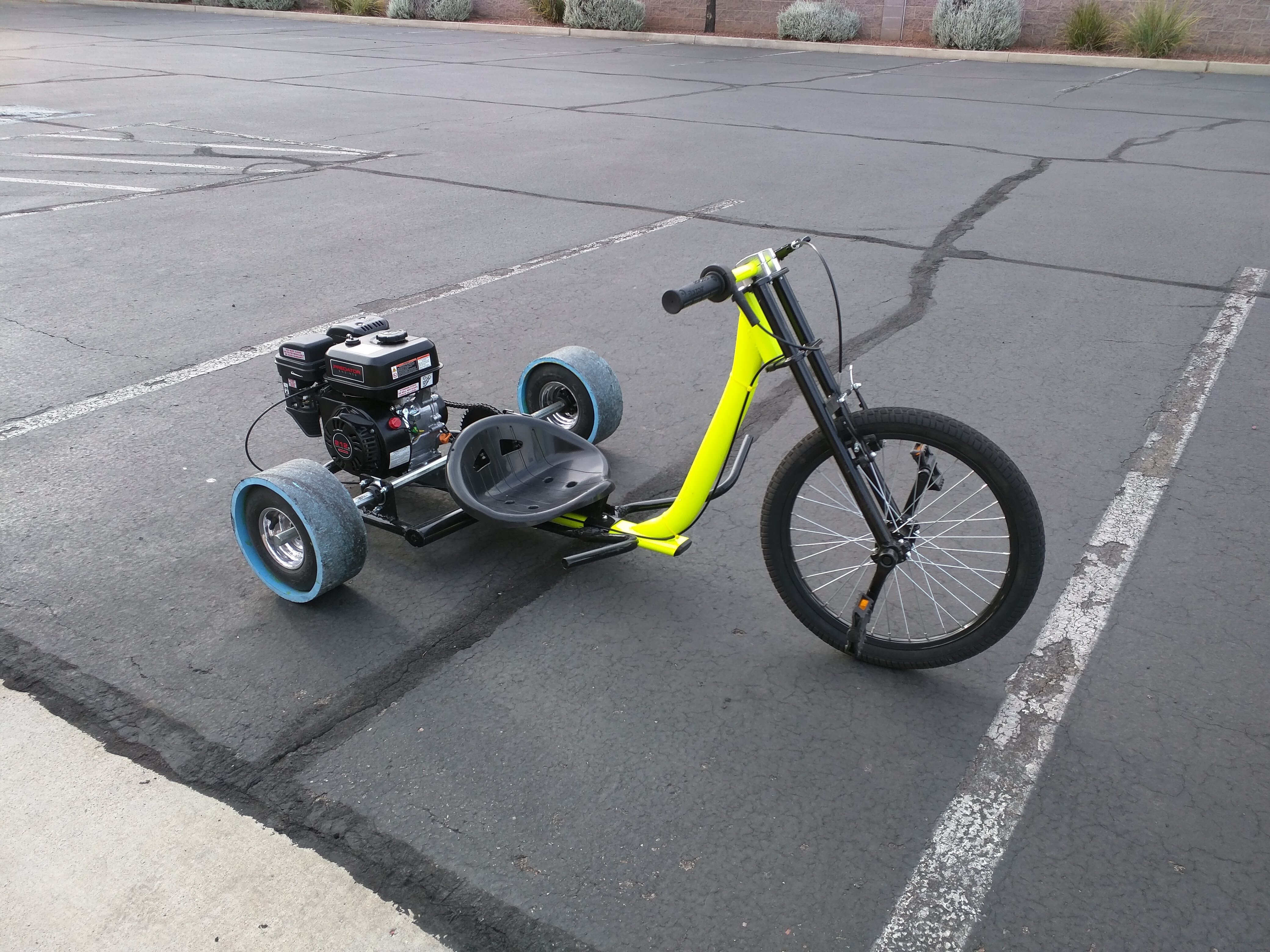 Велосипед для дрифта: обзор, характеристики, виды