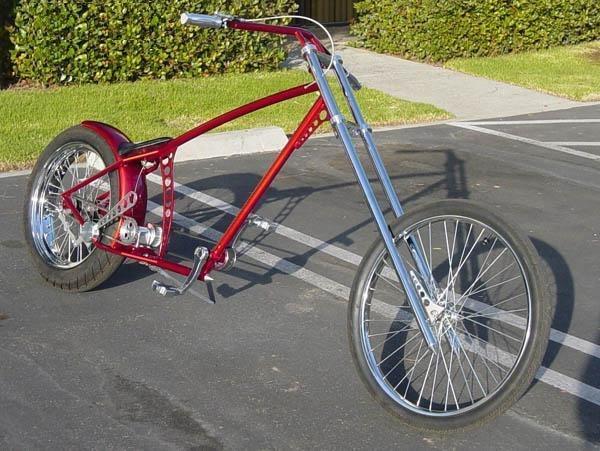Как сделать мопед из велосипеда своими руками?