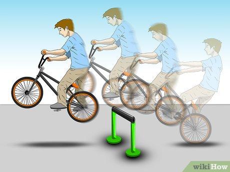 А как | как сделать на велосипеде трюк банни-хоп? (banny hop) | akak.ru