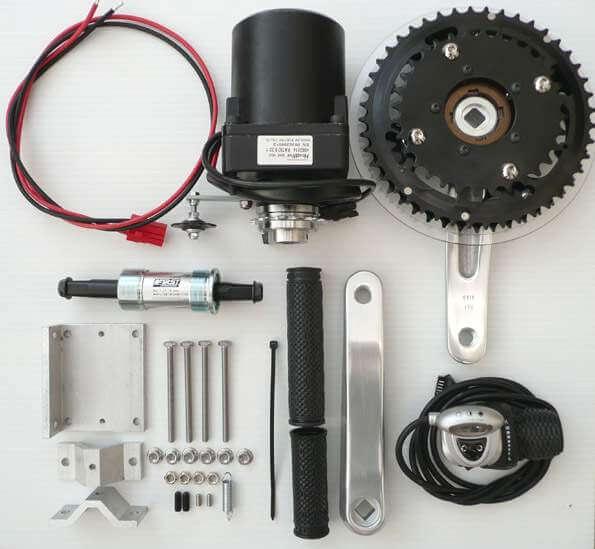Какие бывают электродвигатели для велосипедов и как их устанавливать
