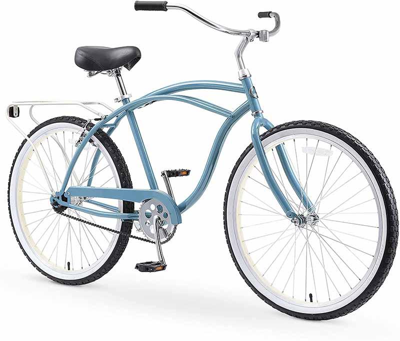 Cruiser — пляжный велосипед для городских прогулок