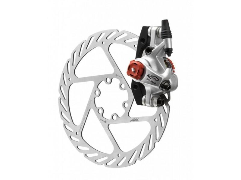 Дисковые механические и гидравлические тормоза на велосипед