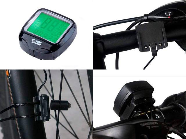 Как настроить велокомпьютер на 26 колеса