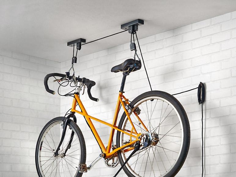Как сделать велосипед креплением на стену своими руками
