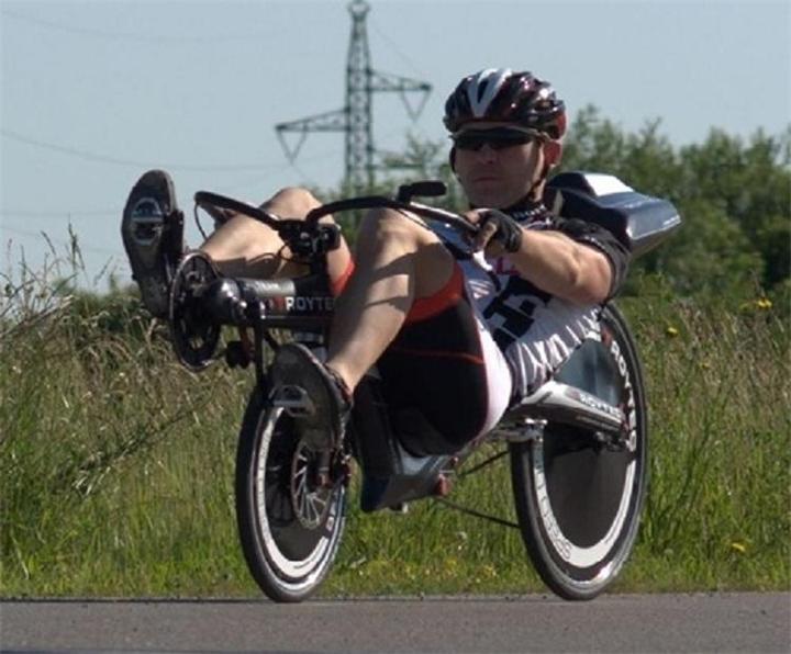 Как устроены лежачие велосипеды