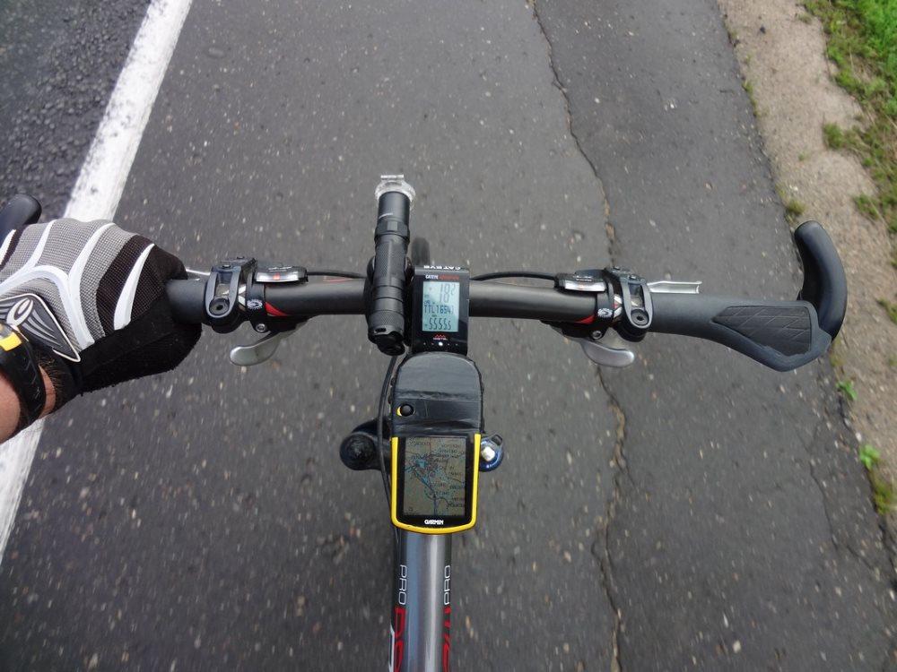 Как установить велокомпьютер на велосипед, фото / установка приборов и устройств на велосипед