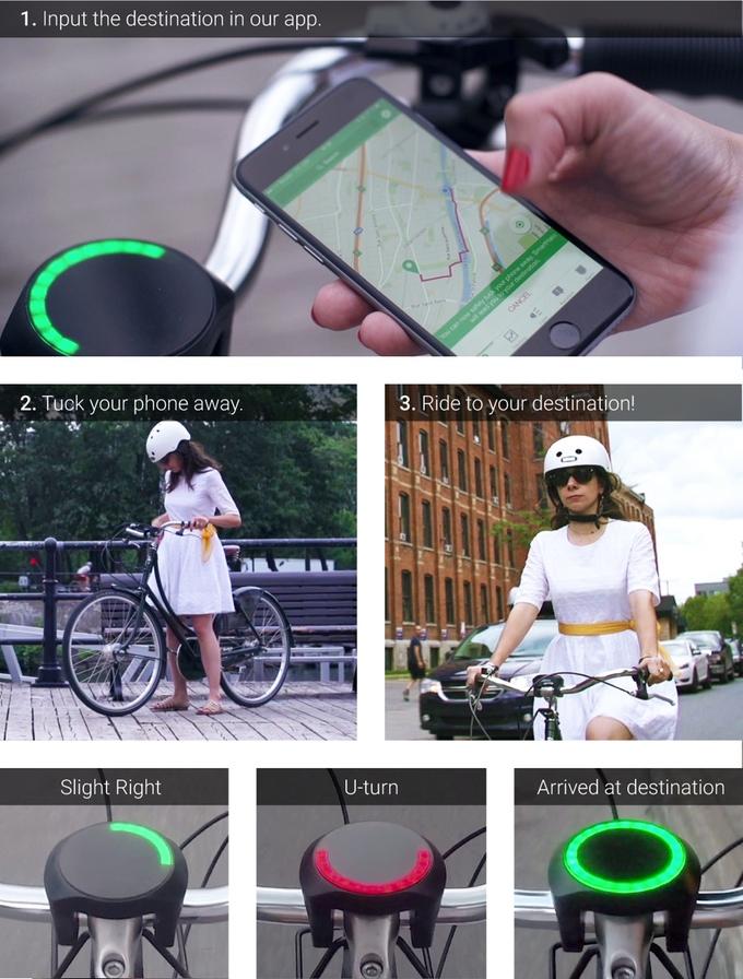 Как выбрать навигатор для велосипеда?